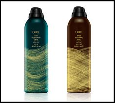 Have you heard? #Oribe just launched five brand new products! Three reinvented mousses and two new texturizing sprays. Get the scoop on all of them from @Beauty Blitz