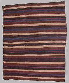 Peru | Woman's Mantle | Quechua | Camelid hair | 20th century | H. 43 x W. 49 in'