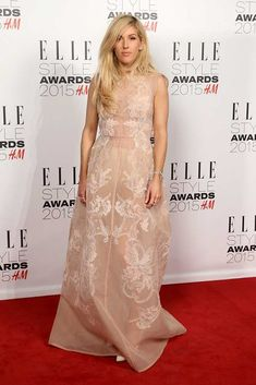ELLE Style Awards 2015: Celebrity Red Carpet Fashion | Fashion, Trends, Beauty Tips & Celebrity Style Magazine | ELLE UK
