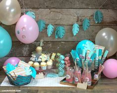 Safari Party Ideas for Babies and Kids by Lia Griffith