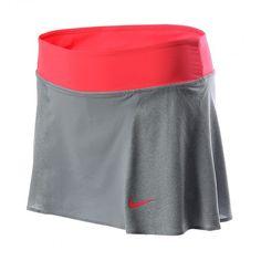 Prepárate para tus entrenamientos partidos con la Falda Premier Maria de   Nike gracias su tecnología DRI-FIT y sus paneles de mallas para mayor  ventilación 5ed3bc31beb95