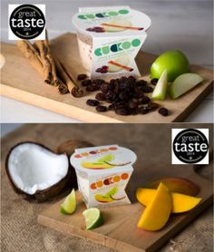 Cuckoo Foods To bring you the most exciting, delicious and premium Bircher muesli