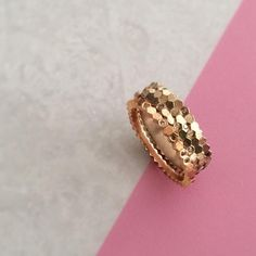 """107 Likes, 5 Comments - Jo Hayes Ward (@johayesward) on Instagram: """"#prettyinpink #rose and #warmwhite #gold #hex  rings at the @goldsmithsfair media launch this…"""""""