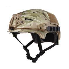 Back To Search Resultssecurity & Protection Dynamic Militech Multicam Airframe Cp Air Frame Vent Nij Iiia 3a Bulletproof Helmet Visor Set Ballistic Helmet Shield Bullet Proof Mask