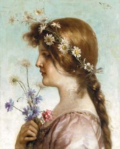 mothtales:      Virgilio Tojetti (Italian, 1851-1901)