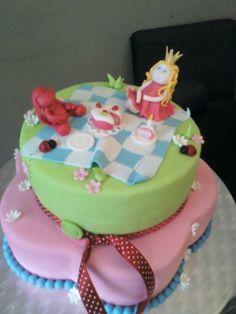 Picknick taart