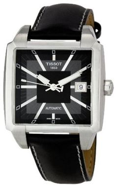 Tissot Mens Watches Quadrato T005.507.16.061.00 - WW