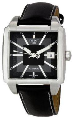 Tissot Mens Watches Quadrato Relojes Hombre 45cefd2d9b05
