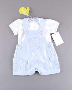 Conjunto bebé talla 3 meses (8,95€) http://www.quiquilo.es/bebe-nino/3481-conjunto-bebe-2-piezas.html