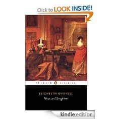 If you like Jane Austen you'll like Elizabeth Gaskell. And the characters are fantastic.