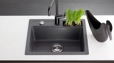 Grey sink