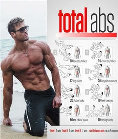 It's true (sort of): abs are built in the kitchen, not the gym. But, if you want your six-pack to look like it was chiselled from marble, then you will need a proper abs workout that hits your core. Six Pack Abs Workout, Best Ab Workout, Abs Workout Routines, Weight Training Workouts, Gym Workout Tips, Ab Workout At Home, Fitness Workouts, At Home Workouts, Fitness Tips