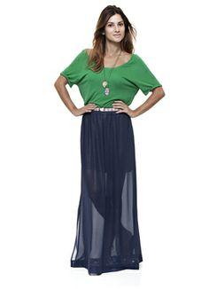 saia longa com forro curto - http://www.cashola.com.br/blog/moda/cantao-a-marca-das-mulheres-autenticas-e-despojadas-345