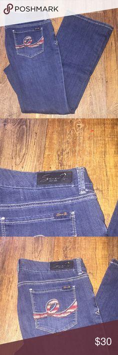 Seven 7 Women's Jeans Bootcut Size 14 Seven 7 Women's Jeans Bootcut Size 14 Seven7 Jeans Boot Cut
