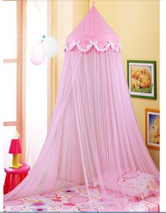 Lace Princess Bedding Canopy Mosquito Netting Twin Full Queen King Size | Canopy Bed Covers | Pinterest | Canopy and King size & Lace Princess Bedding Canopy Mosquito Netting Twin Full Queen King ...