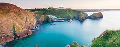 Englands Ende am Keltischen Meer