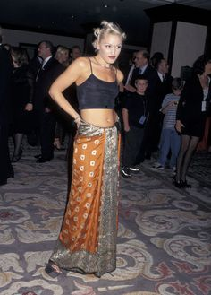 Happy Birthday, Gwen Stefani! See Her Best Fashion Moments