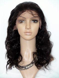 Chep Wholesale Full Lace Wig, Lace Front wig  http://www.sinavirginhair.com  brazilian,Peruvian,Malaysian,Indian Virgin Hair,Deep Curly,body wave,loose wave straight hair sinavirginhair@gmail.com