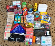 A urban survival kit for the urban people travelling to and fro to the city by public transport. To prepare yourself for any emergency situation or an attack.