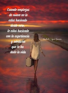 Wonderful Day Quotes, Quote Of The Day, Positive Phrases, Positive Thoughts, Spanish Quotes, Powerful Women, Coaching, Positivity, Words