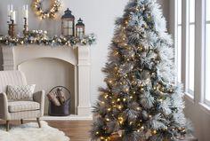 Las 5 tendencias más sofisticadas para decorar el árbol de Navidad