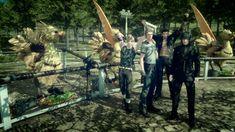 Team Final fantasy XV