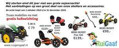 Najaarsactie Ruig en Gaaf Speelgoed! www.ruigengaaf.nl