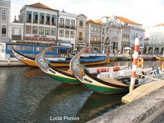 Aveiro by PontesLucia, via Flickr