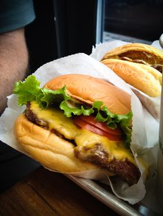 Shake Shack (Hither and Thither)