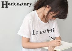 [HODOOSTORY] LA MELANI BREEZY SHIRT