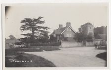 Coombe, Oxfordshire RP Postcard, B285