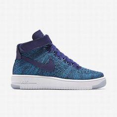 huge selection of ea281 2b6a3  103.34 nike air force 1 royal blue,Nike Womens Blue Lagoon Dark Obsidian  White Deep Royal Blue Air Force 1 Ultra Flyknit Shoe