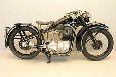 BMW 1938 R35 1 cyl 340 cc ohv
