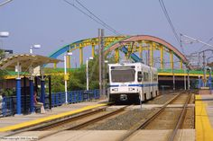 Baltimore Light Rail | Baltimore light rail.