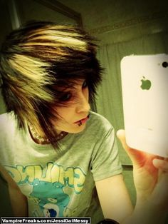 Tagged - The social network for meeting new people Hot Emo Guys, Cute Emo Boys, Emo Scene, Peircings, Dream Hair, Love Hair, Band Tees, Meeting New People, New Friends