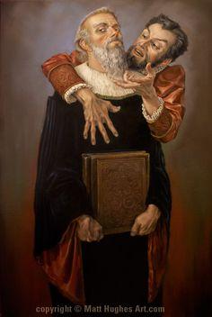 Faust Opera Poster by Matt Hughes