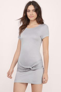 Knot For You Bodycon Dress at Tobi.com #shoptobi