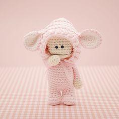 The Little Doodah Millie Amigurumi Pattern