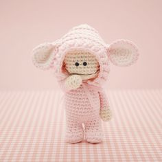 The Little Doodah Millie Amigurumi Pattern
