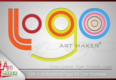 artmaker: design creative and wonderful professional LOGO in high quality for your business or product for $5, on fiverr.com
