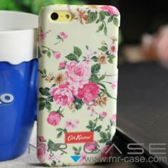 Adorn your iPhone 5C with our Cath Kidston case for iphone 5C and keep it safe from anything nasty in this hardwearing Cath Kidston case. It came with a smooth surface and can protect your new iphone very well. The pretty design will make it easy to spot in your handbag and save you from missing any of those important calls!