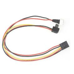 Sceek.Com - Av Cable And Power Supply Cable For Gopro Hero Camera FPV system  http://sceek.com/product/av-cable-and-power-supply-cable-for-gopro-hero-camera-fpv-system/  available at Sceek.Com