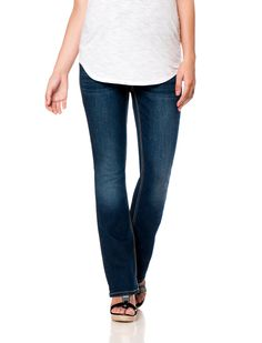 Jessica Simpson Maternity Skinny Maternity Jeans, Dark Wash ...