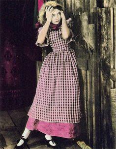 """Lillian Gish en """"El viento"""", 1928"""