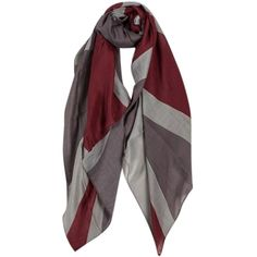 Union Jack Print Color Block Scarf ($5.67) ❤ liked on Polyvore featuring accessories, scarves, print scarves, union jack scarves and patterned scarves