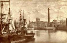 Liverpool Docks & Waterfront -