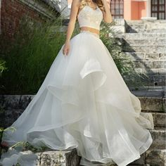 Image result for how to make a layered and long tulle skirt