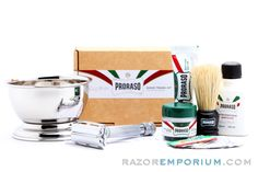 Safety Razor Beginner Wet Shave Kit - Options For Every Budget! - Razor Emporium