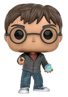 Funko Harry Potter Harry wProphecy BD Pop Figure * Visit the image link more details. Note:It is affiliate link to Amazon.