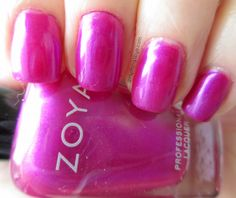 @Zoya Zinger Nail Polish Blyss